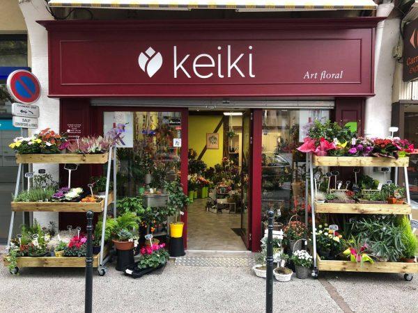 Boutique KEIKI fleuriste à Pamiers
